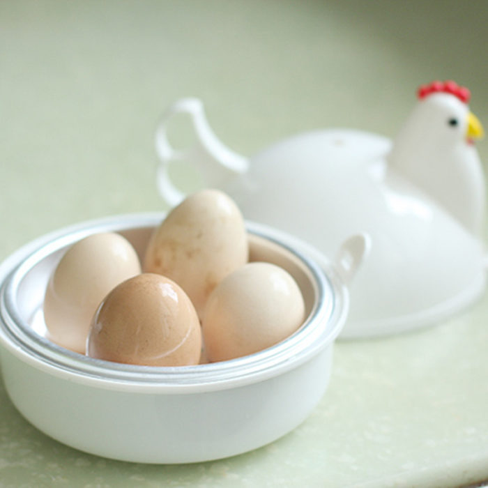 Egg Boiler Chicken-Shaped Egg Cooker