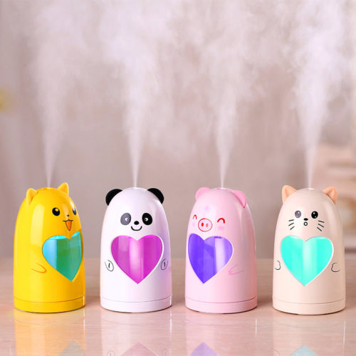 Air Humidifier Mini USB Mist Maker