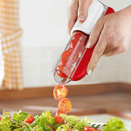 Tomato Slicer Grape and Cherry Fruit Slicer