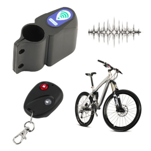 Bike Alarm Anti-theft Security System