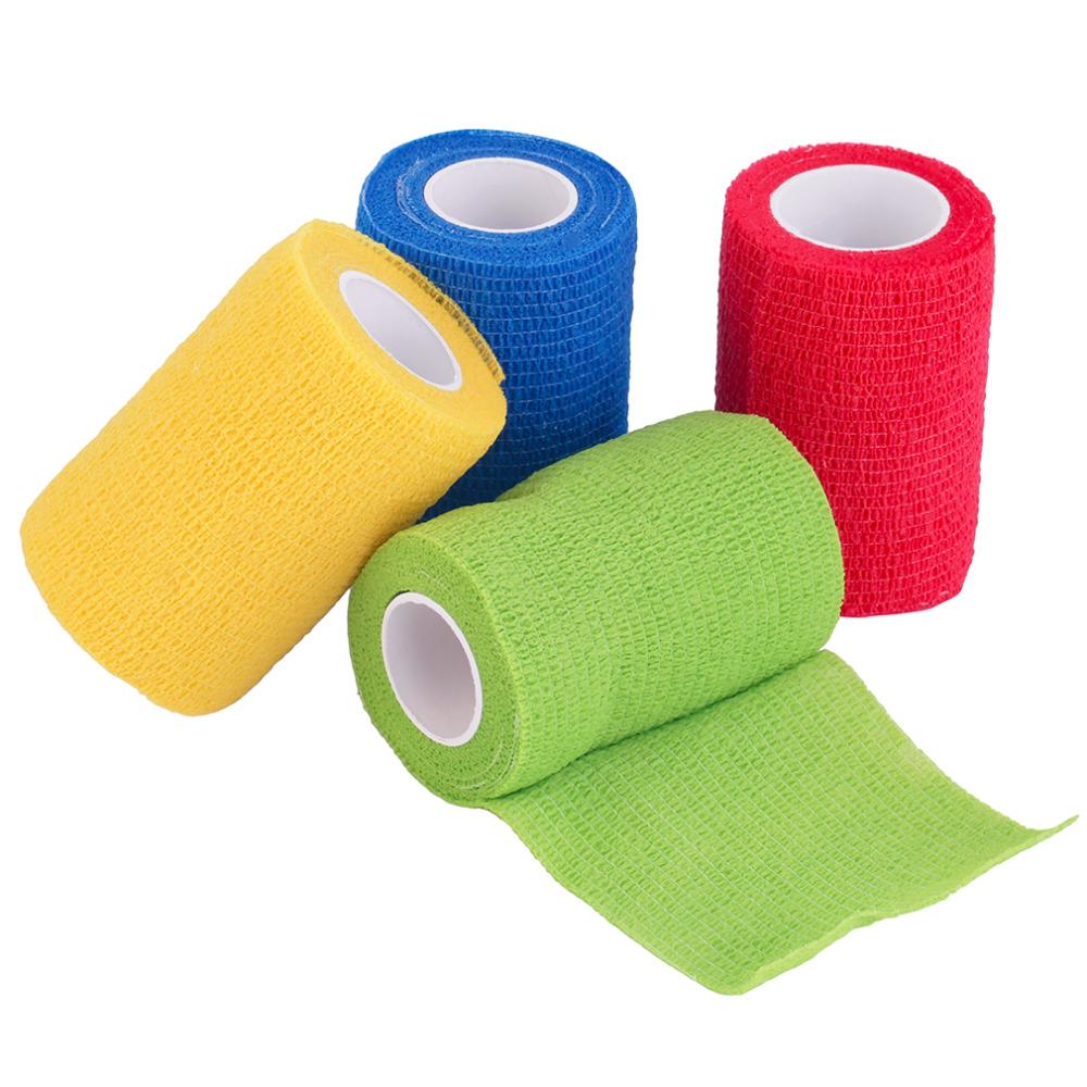 Bandage Wrap Self Adhesive Elastic Bandage Life Changing Products