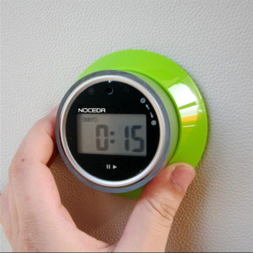 Kitchen Timer Magnetic Cooking Timer