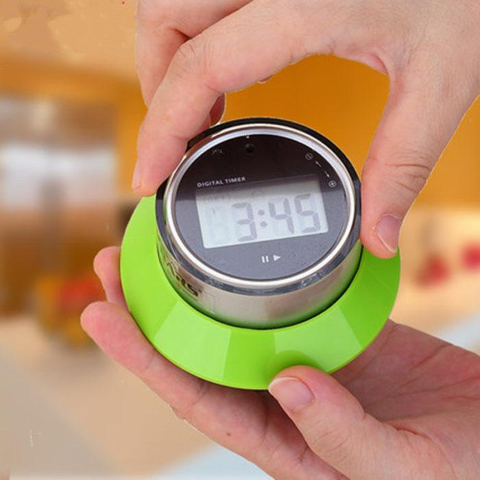 Kitchen Timer Magnetic Cooking Timer