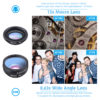 Mobile Camera Lens Photography Kit 10in1