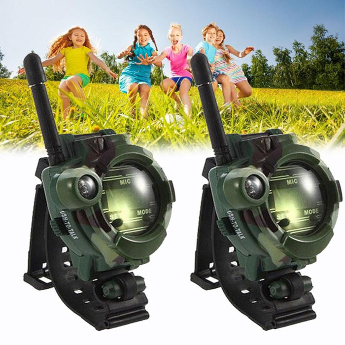 Walky Talky Watch Two-Way Radios Toy