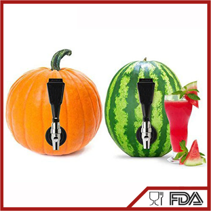Keg Tap Pumpkin and Watermelon Tap Kit