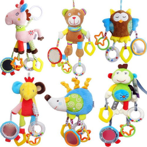 Plush Toys Soft Stuffed Animals for Baby
