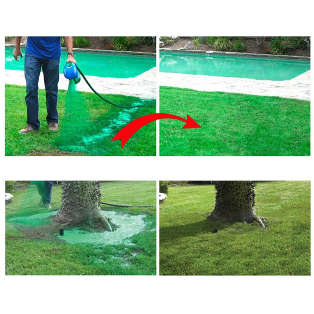 Hydro Mousse Liquid Lawn Seed Sprayer Gun Life Changing Products
