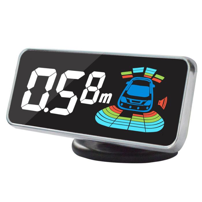Parking Sensors for Safe Car Rear Reverse Parking