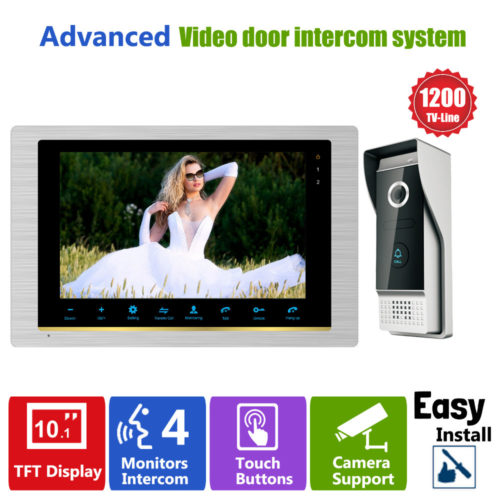 Door Video Home Intercom System