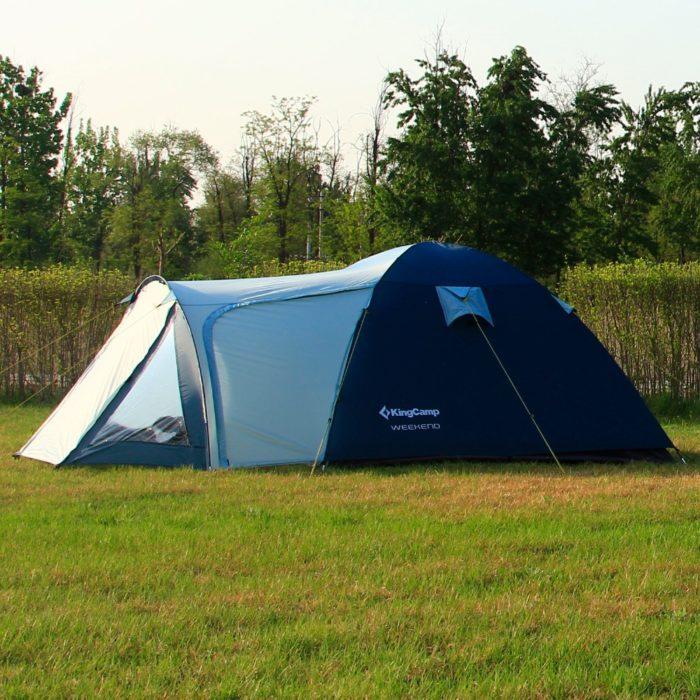 4-Man Lightweight Camping Tent