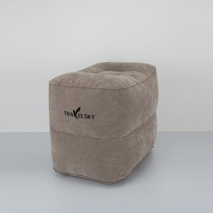 Folding Inflatable Footrest