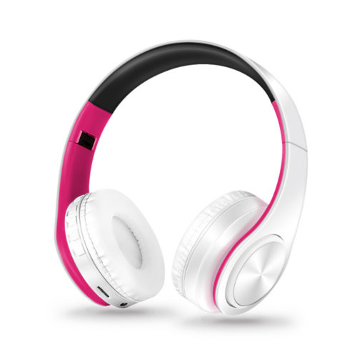 Wireless Headphone Bluetooth Foldable Headset