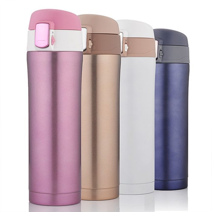 Stainless Steel Insulated Thermos Bottle