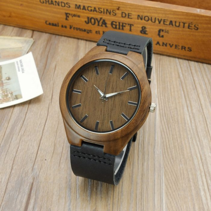 Bamboo Wooden Watch for Men and Women
