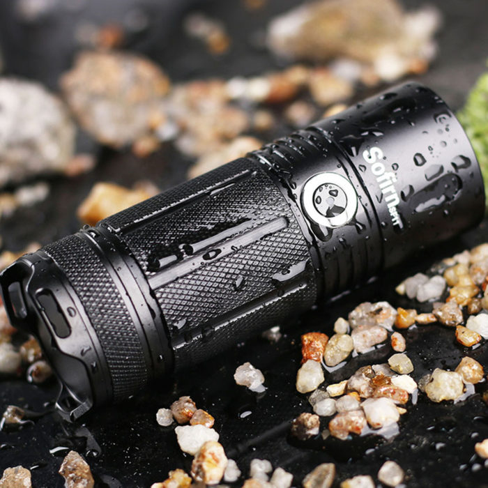 Tactical LED Torch Flashlight