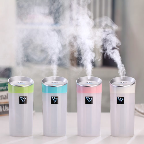 Cool Mist Portable Mini Diffuser Humidifier