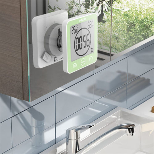 LCD Digital Waterproof Shower Timer