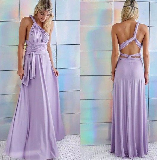 Multiway Infinity Dress