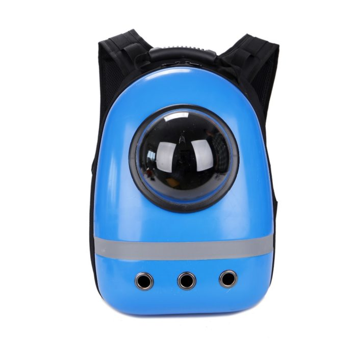 Capsule Shaped Pet Carrier Backpack