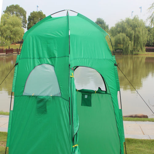Portable Pop Up Outdoor Shower Tent