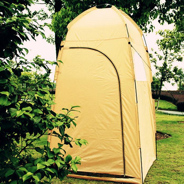 Portable Pop Up Outdoor Shower Tent