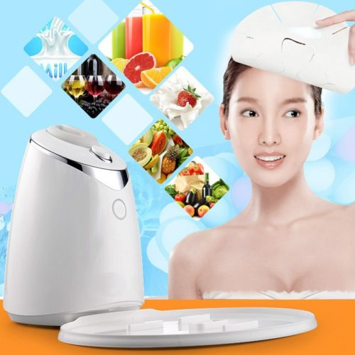 Automatic Fruit Face Mask Maker