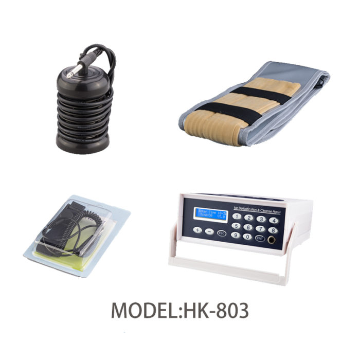 Ionic Foot Spa Machine With Far Infrared Waist Belt