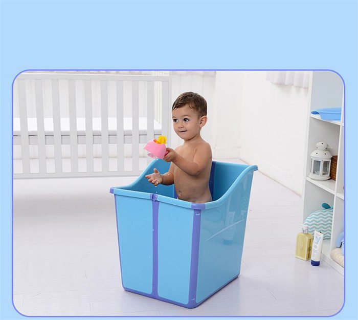 Foldable Baby Bath Tub