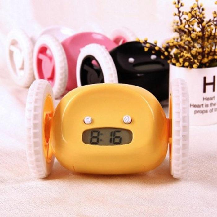 Run Around Alarm Clock