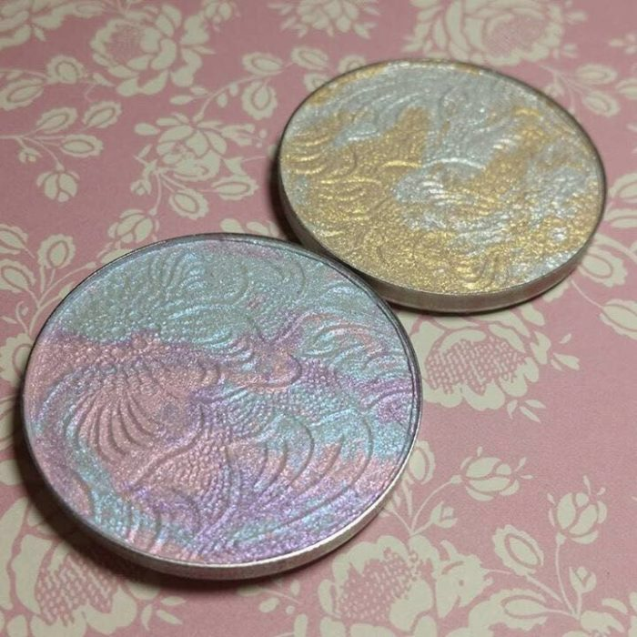 Rainbow Shimmer Highlighter Powder