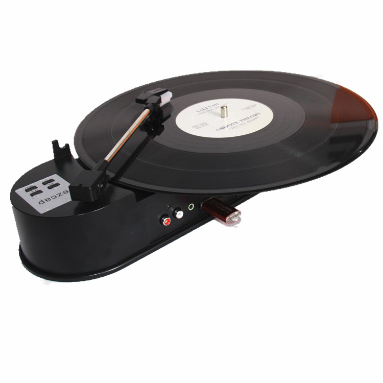 Turntable To Mp3 Converter Vinyl Record Player Life
