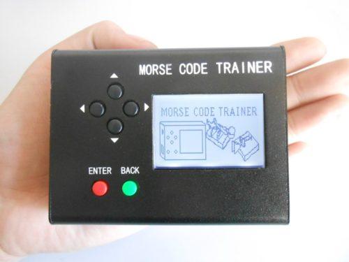 Morse Code Trainer