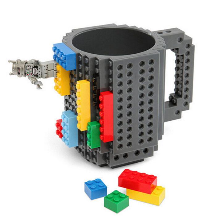 Build-On Lego Mug