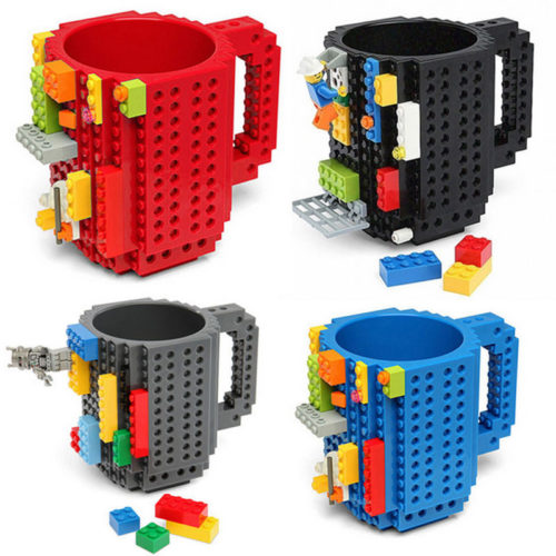 Build-On Lego Mug