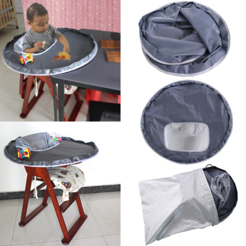 Waterproof Baby High Chair Place Mat
