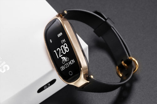 Smart Fitness Activity Tracker Watch