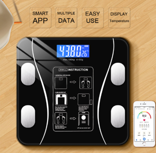 Smart Body Analyzer Scale
