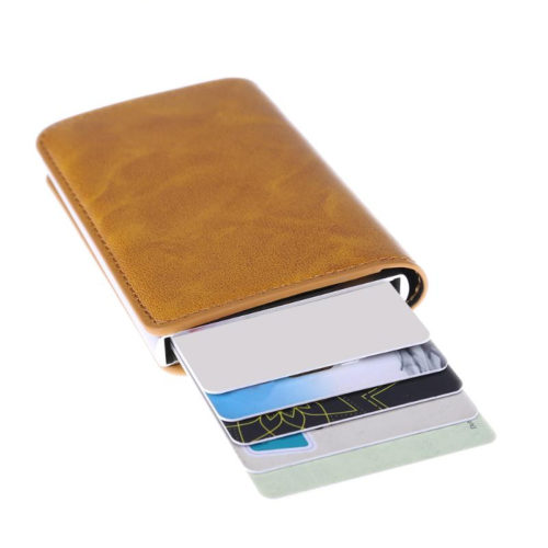Anti Theft Card Holder