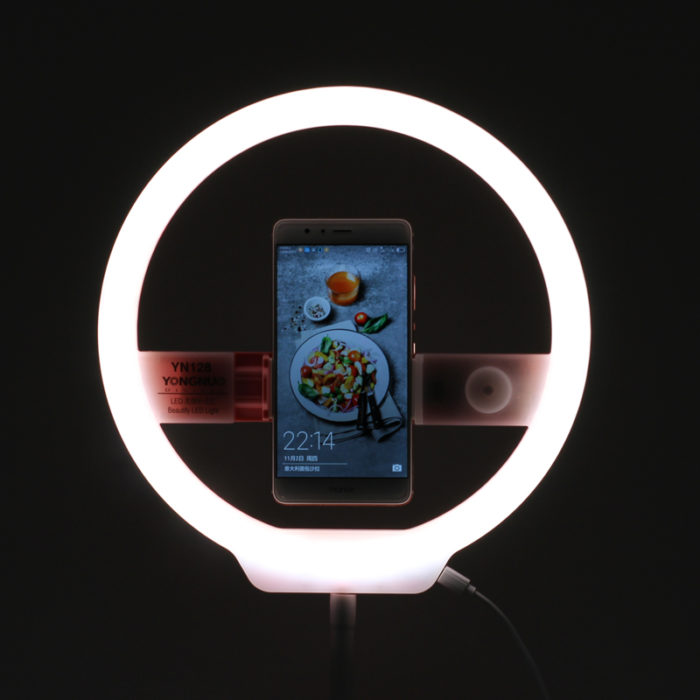 Portable Photography Ring Light