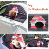 Foldable Car Window Sun Shade For Pets