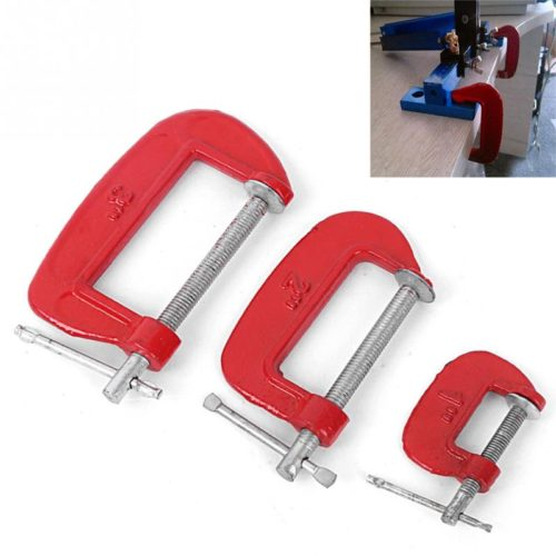 Heavy Duty Woodworking Clamp