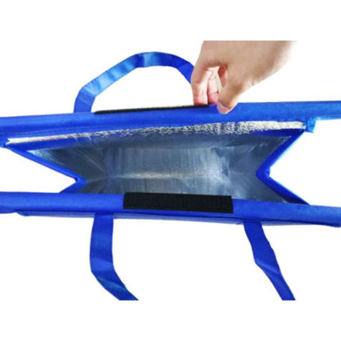 4-Piece Foldable Shopping Cart Bags