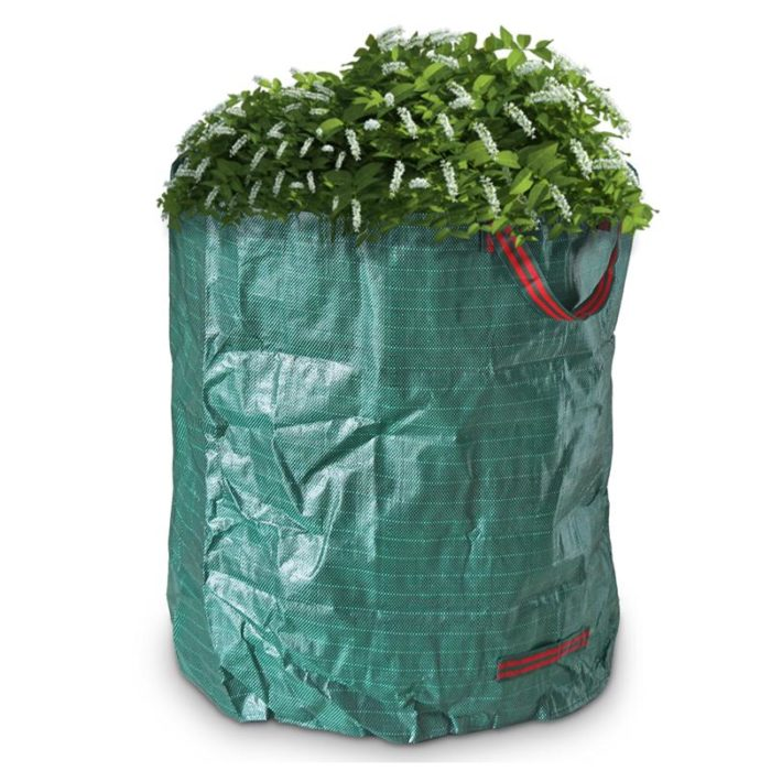 270-Liter Collapsible Garden Waste Bag