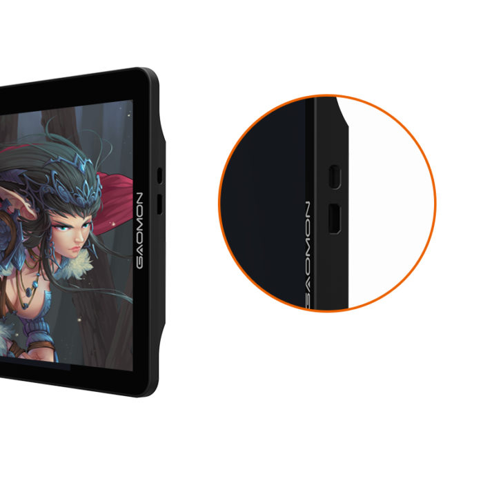 15.6-inch HD Drawing Tablet