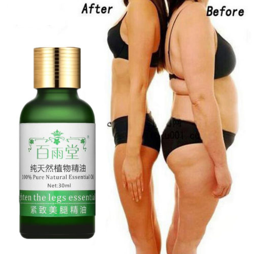 All Natural Weight Loss Oil