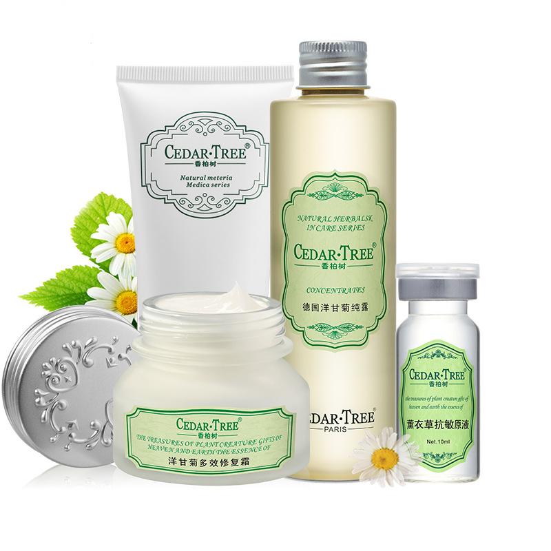 Anti Allergy Repair Skin Care Set