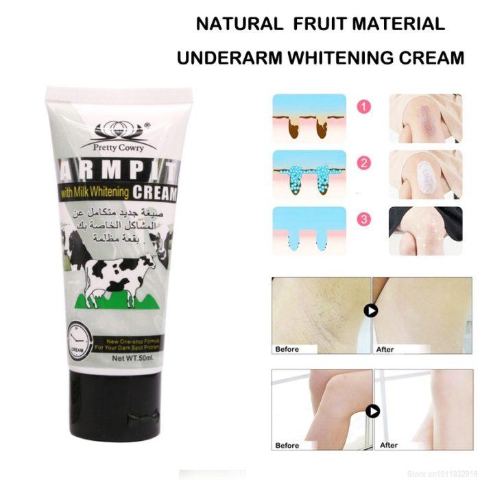 Underarm Milk Whitening Cream