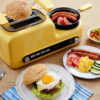 Toast And Fry Breakfast Maker
