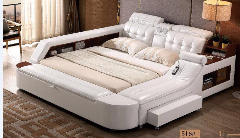 Genuine Leather Ultimate Bed Life Changing Products